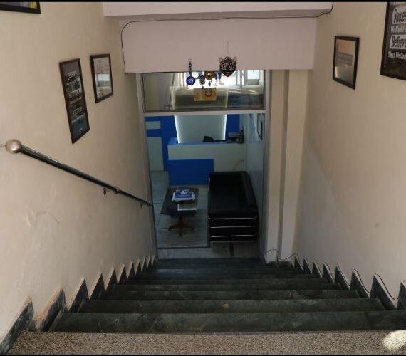 Entrance Catalyst