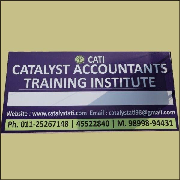 catalyst board
