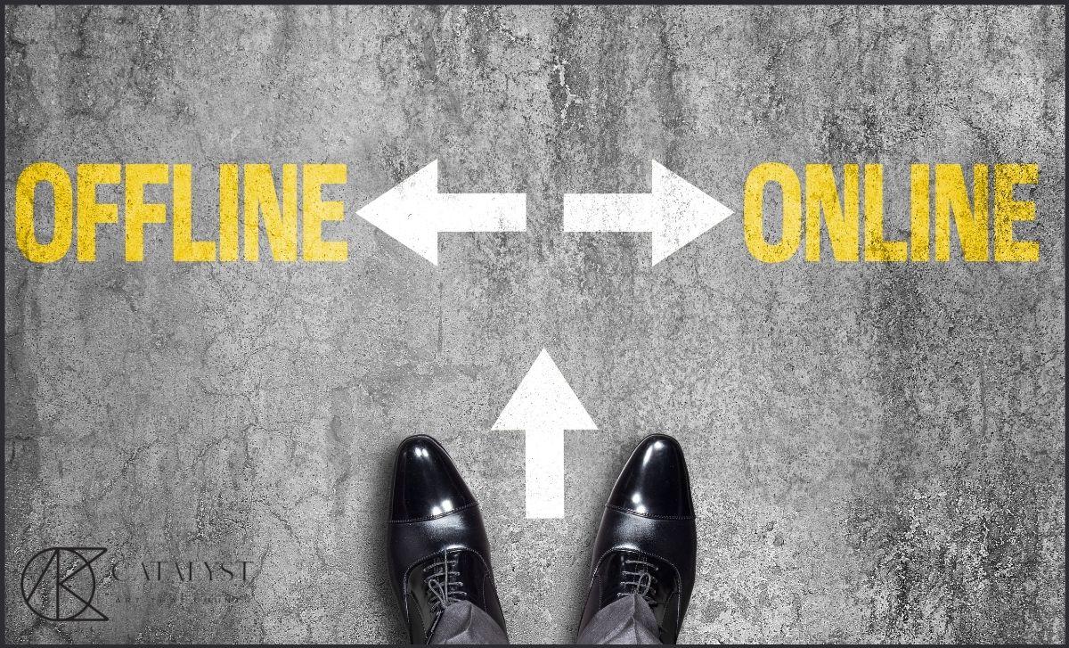 Online education vs offline education